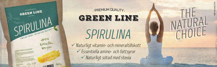 Green Line Spirulina
