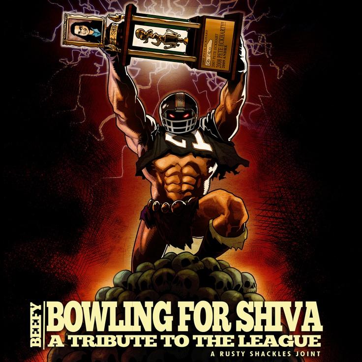 Beefy - Bowling For Shiva: A Tribute To The League [Spokane, WA; 2012]