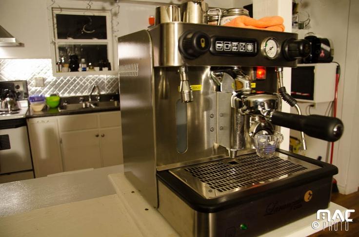 laranzato espresso machine