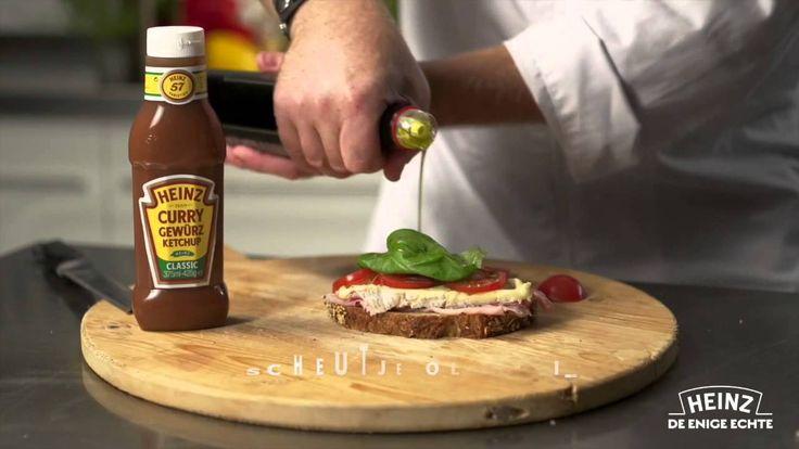 Maak een tosti op sterrenniveau, maak de #tostideluxe van chefkok Ron Blaauw! #20 op de Heinz 57 #foodlist. Ga naar www.heinz.nl/57.  Make a grilled sandwich 'tosti' de luxe with brie according to michelin star chef Ron Blaauw! #20 on the Heinz 57 #foodlist. Go to: www.heinz.nl/57  #foodlist #bucketlist #food #foodplaces #newyork #ketchup #heinz #smaak #smaakbeleving #foodbeleving #57 #foodexperience #experience #tosti