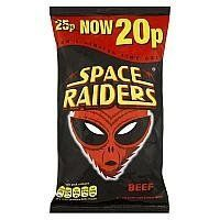 Space Raiders Beef Flavour Crisps 40x22g Space Raiders https://www.amazon.co.uk/dp/B005D50VW4/ref=cm_sw_r_pi_dp_x_IPs3ybV4Q90NS