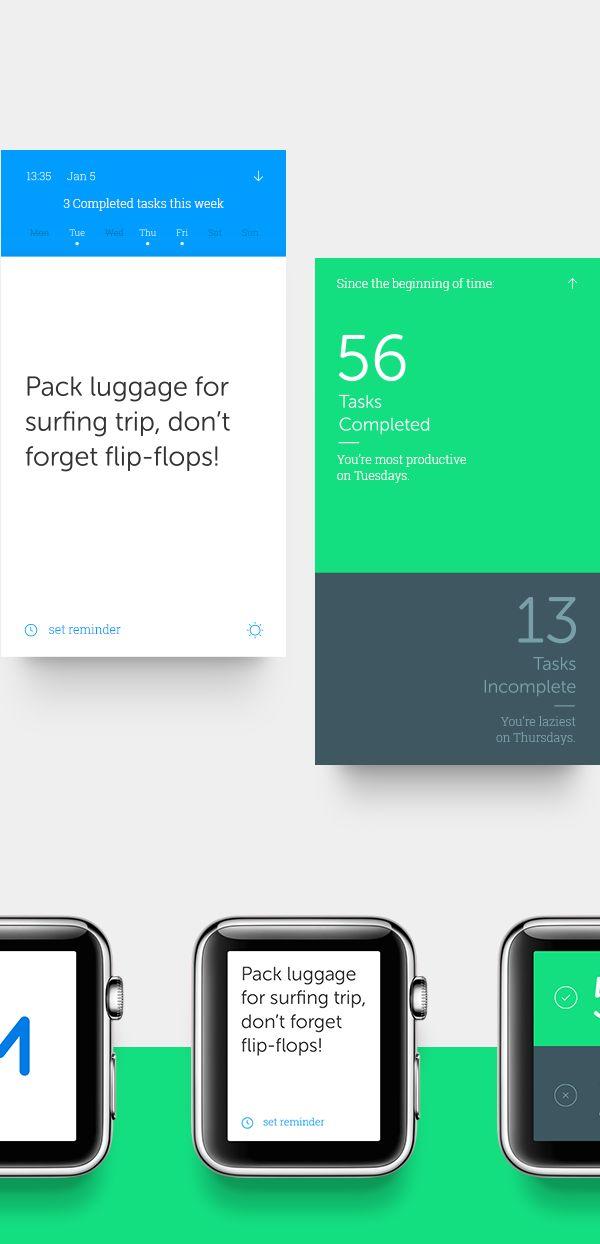 Mono App Design | Abduzeedo Design Inspiration