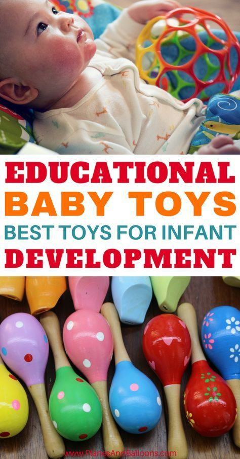 Educational baby toys: Almost every toy in the stores today is labeled as educational. But what makes for a truly educational toy? And what skills and knowledge should it really teach? Read to find out what toys actually deliver the promise and can benefit your baby's development!