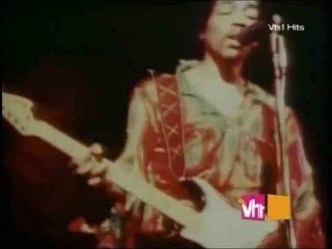 Jimi Hendrix - All Along The Watchtower - original music video awesome, but not at 2 in the morning when you're trying to sleep!