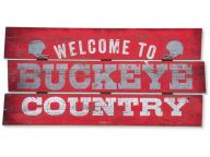 Buy Legacy Plank Wood Sign Collectibles Novelties and other Ohio State Buckeyes products at OhioStateBuckeyes.com