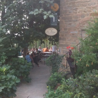 Little restaurant in chianti area. Cooked with veggies and fruit from  their own garden. Too good to be true!: Fruit, Nice Restaurants, Chianti Area, True, Veggies, Garden, Italy