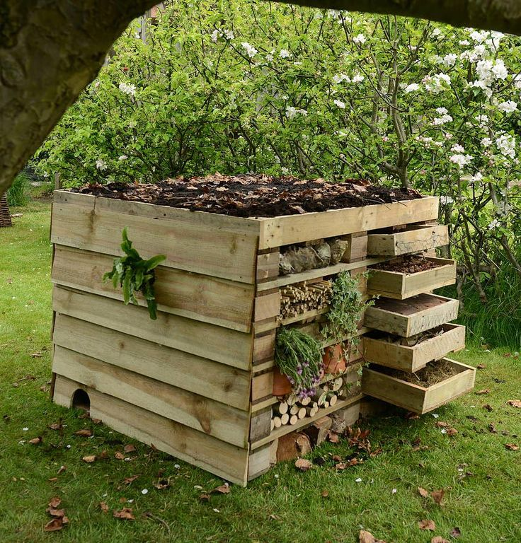 Wildlife Hotel From Bug Storeys Ltd At Not On The High Street Wedding Gift