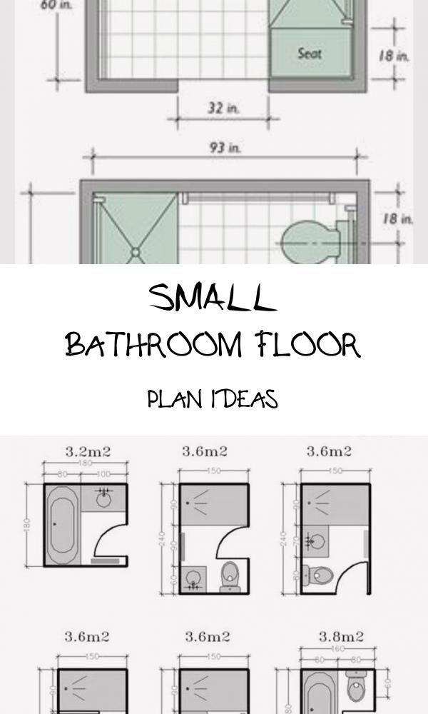 20 Small Bathroom Floor Plan Ideas In 2020 Small Bathroom Floor Plans Bathroom Floor Plans Small Bathroom Layout