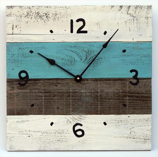 Check out the highlights from our clock making workshop at Big Green Week!                                                                                                                                                      More