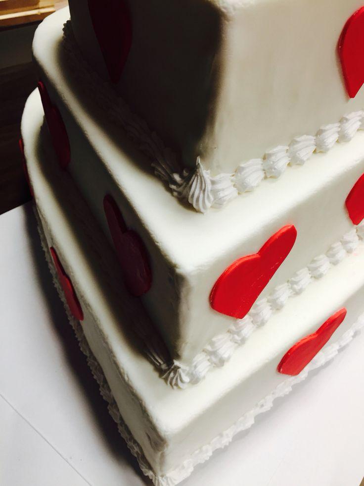 Weeding cake!#chefstospitigr