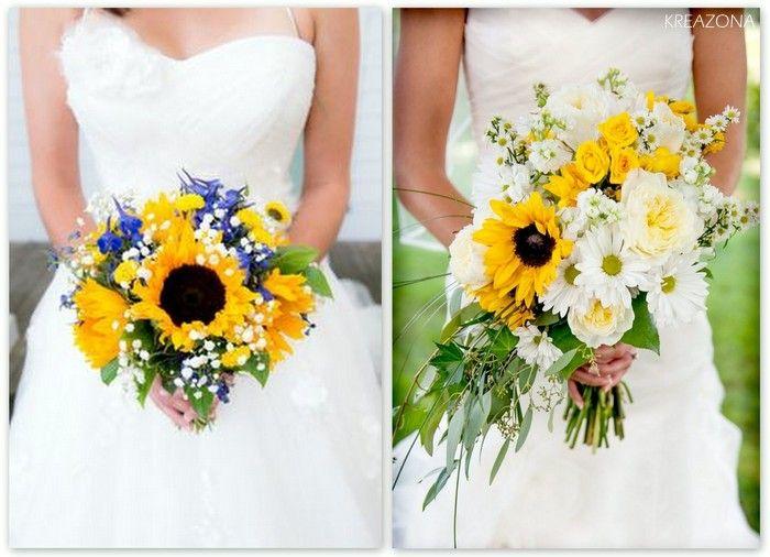 Nyári Esküvői Ötletek - Inspirációk a Nagy Napra  #esküvő #virágdekoráció #margaréta #esküvőidekoráció #gyönyörűhelyszínek #tengerpart #vízpartiesküvő #menyasszonyicsokor #napraforgó #weddingideas #bestweddingideas #beachweddingideas #2015weddingideas #2016weddingideas #sunflowers #bouquet