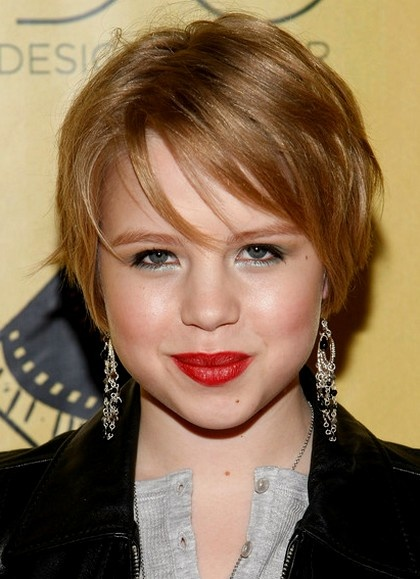 Sofia Vassilieva i just cant believe thats her now!