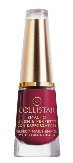 Smalto Unghie Perfette n. 24 ROSSO RUBINO#collistar #summer #estate #colors #colori #nails #unghie #smalti #makeup #rosso #red