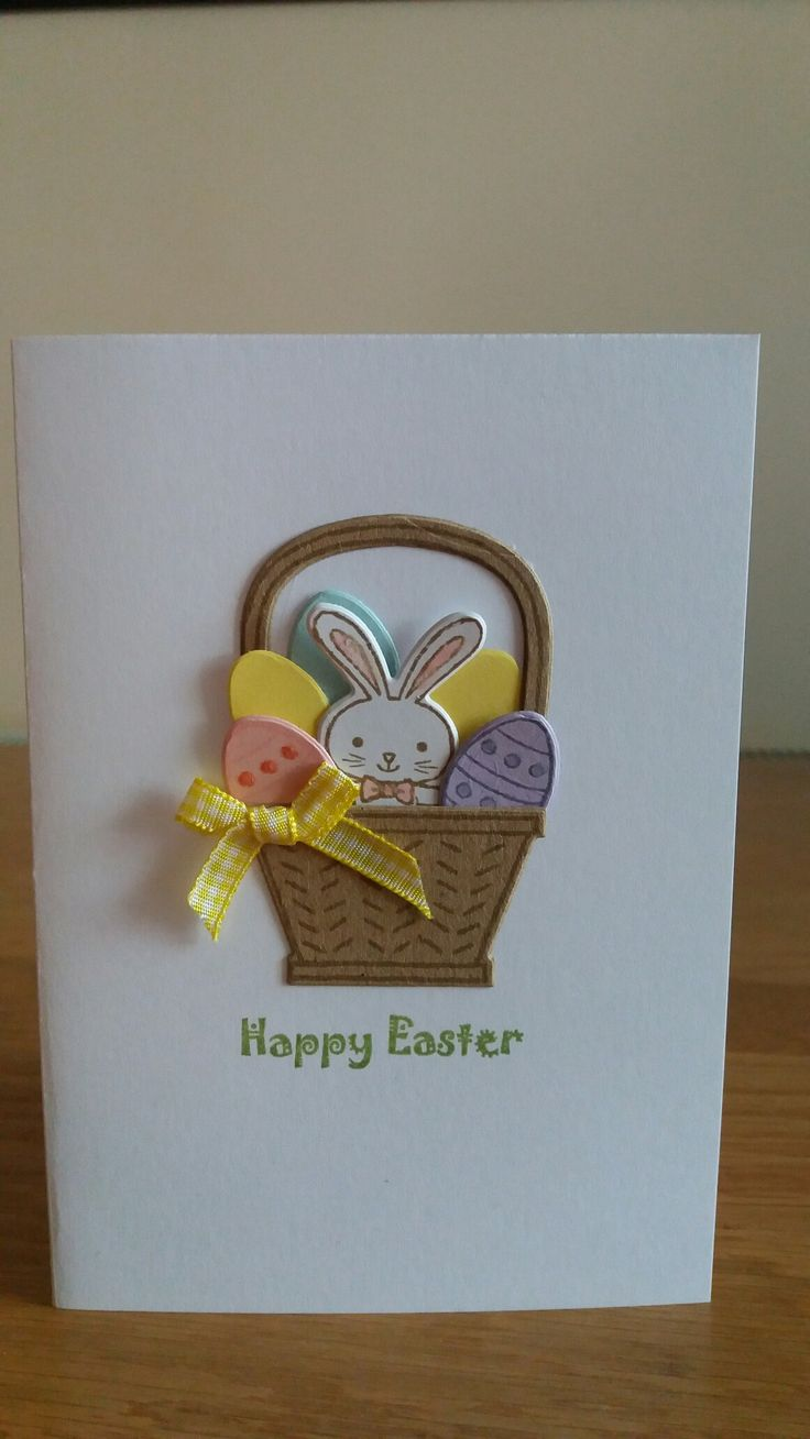 500 Best Stampin Up Easter Images On Pinterest Baby Bunnies