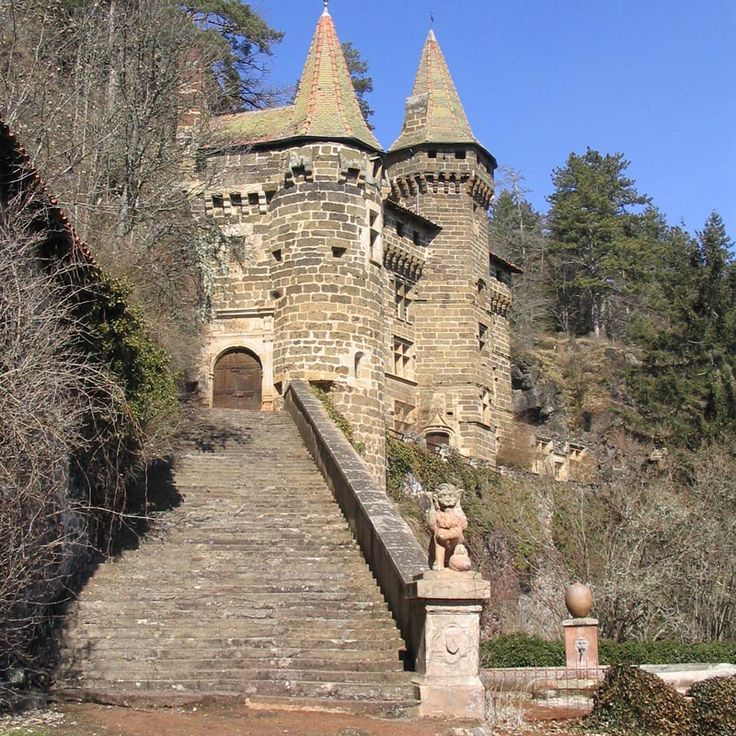 Château de la Rochelambert 43