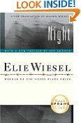 Night Elie Wiesel (Author), Marion Wiesel (Translator)  (2466)Buy new:  $  21.00  $  12.24 131 used & new from $  4.99(Visit the Best Sellers in Books list for authoritative information on this product's current rank.) Amazon.com: Best Sellers in Books...