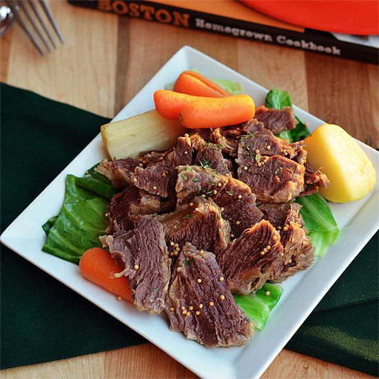 Corned Beef Shortribs