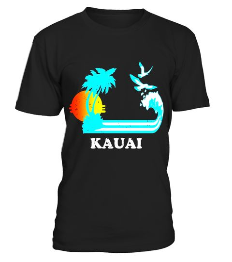 "# Retro Kauai Hawaii 70s Throwback Surf T-Shirt .  Special Offer, not available in shops      Comes in a variety of styles and colours      Buy yours now before it is too late!      Secured payment via Visa / Mastercard / Amex / PayPal      How to place an order            Choose the model from the drop-down menu      Click on ""Buy it now""      Choose the size and the quantity      Add your delivery address and bank details      And that's it!      Tags: Hawaiian, surfer, skater, beach bum…"