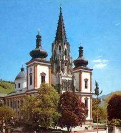 Basílica y Santuario de Mariazell Austria