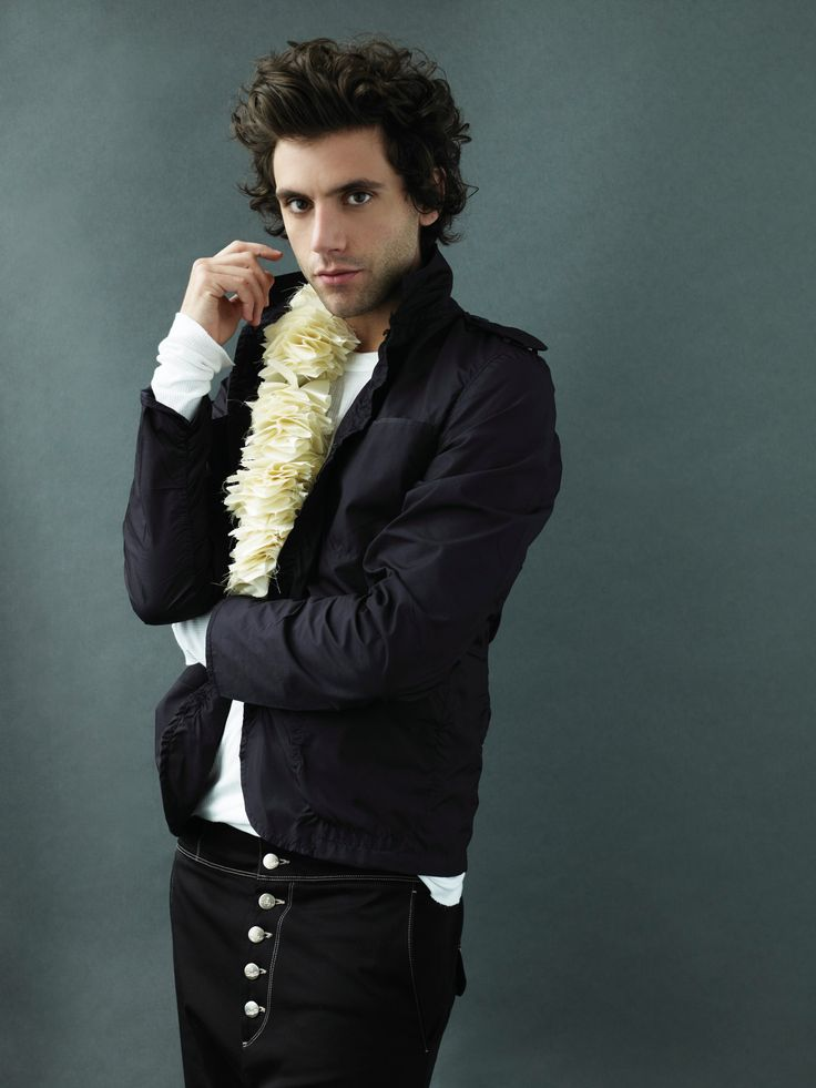 one of my fave Mika photos <3 The Boy Who Knew Too Much promo photoshoot (by Julian Broad)