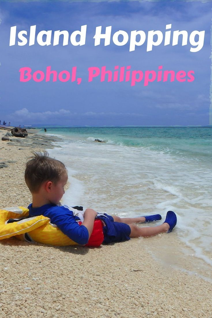 A Bohol island hopping tour is a must-do Bohol activity if you are visiting Bohol with Kids. Includes Dolphin watching and snorkelling at Balicasag Island.