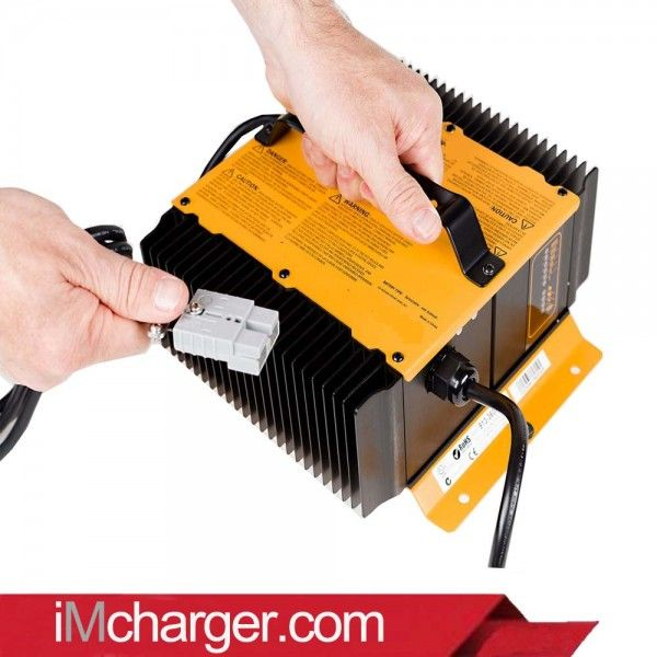 24V 15A Powerboss sweeper onboard battery charger, Powerboss scrubber portable battery charger, Powerboss parts