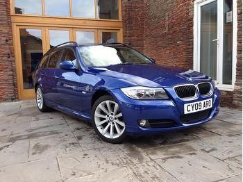 2009 BMW 318i SE Touring 5dr 2.0 £10,900 [BRISTOL] 50,600 miles 142 bhp, 9.5 sec, 147 g/km, 44.8 mpg ave  Imole of Bristol, (0845) 2937935