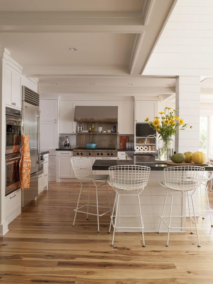 Die besten 25+ Hickory küchenschränke Ideen auf Pinterest - küche spritzschutz selber machen