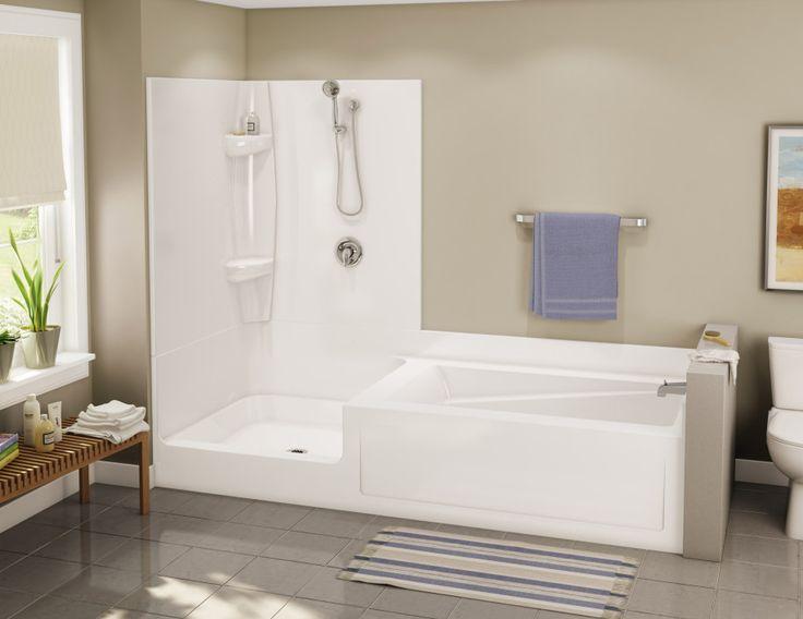 Bathroom Designs Tub Shower Combination 51 best rub-a-dub-dub images on pinterest | bathroom ideas
