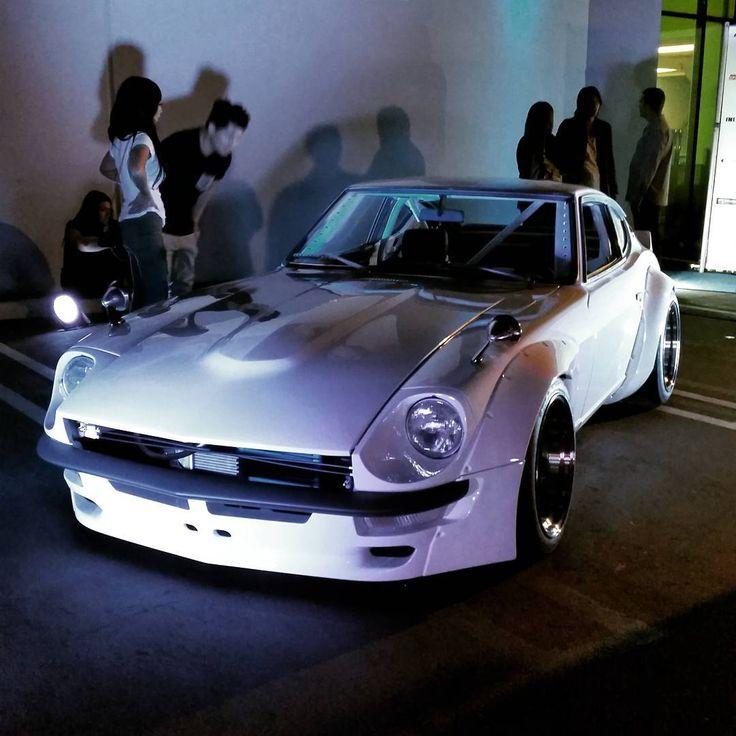 """Here's a peek at the @sungkangsta Fugu Z, set to make its public debut next week at SEMA 2015. Details soon at Japanese Nostalgic Car. #FuguZ…"""
