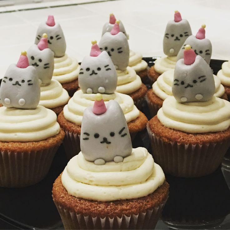 Pusheen Cupcakes Sweet Goodness Cupcake Decorating