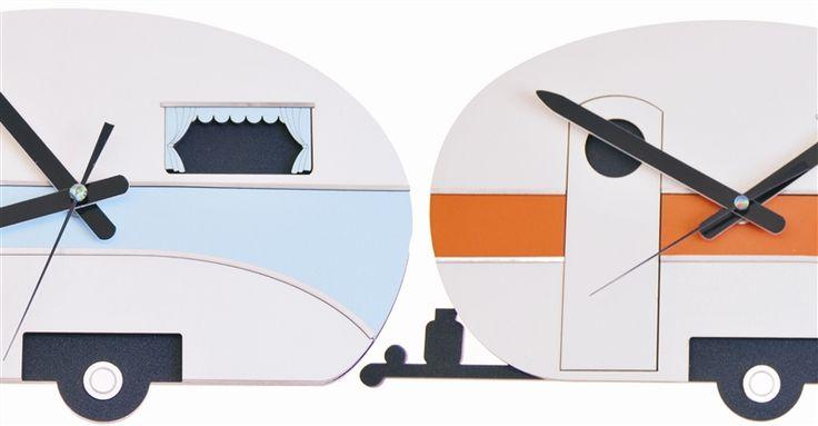 Caravan Clocks - Ian Blackwell