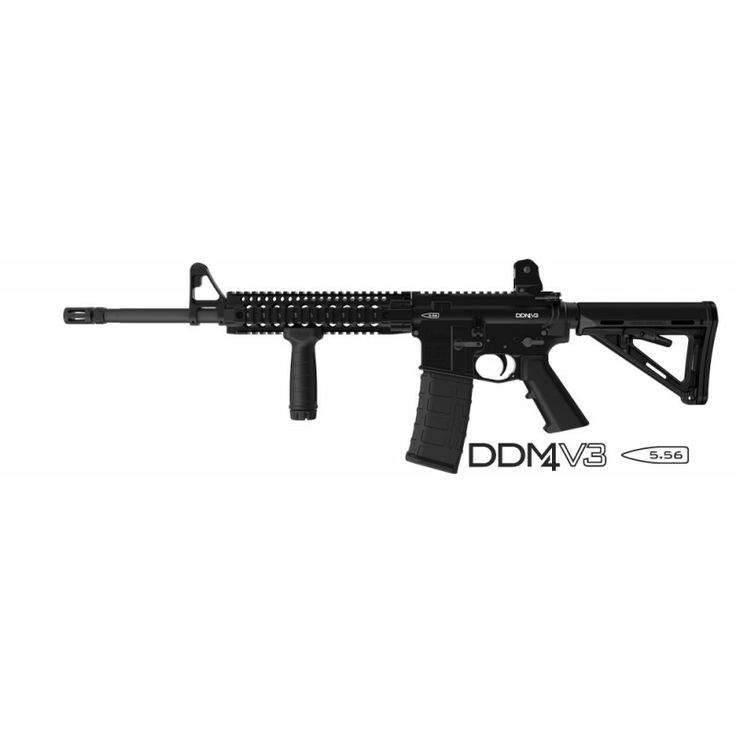 DANIEL DEFENSE M4 CARBINE, V3 $1,759