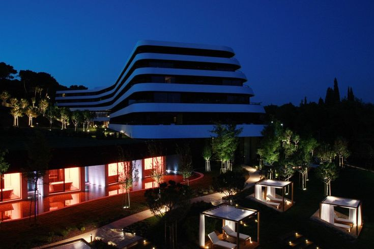Hotel Lone by 3LHD   HomeDSGN, a daily source for inspiration and fresh ideas on interior design and home decoration.