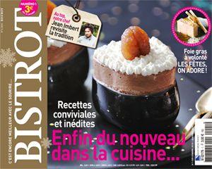 Le magazine Bistrot, enfin dans les kiosques ! http://www.bistrot.fr