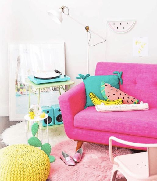 8 best Colorful furniture images on Pinterest | Color palettes ...