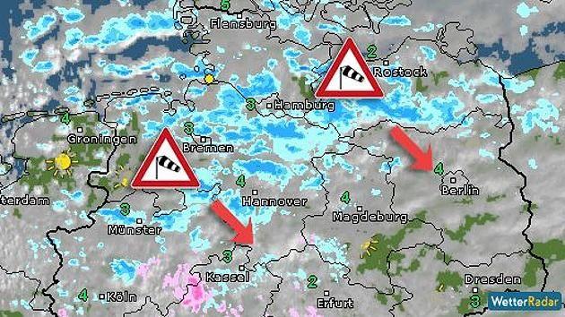Warnung für Montag http://www.focus.de/panorama/wetter-aktuell/wetter-aktuell-orkantief-wuetet-sturmboeen-im-norden-temperaturschock-im-sueden_id_4396243.html