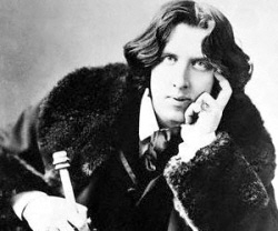 A man who does not think for himself does not think at all. -Oscar Wilde: Enemies, Artists, Foreign Language, Famous Poets, Grey, Irish, Favorite Human, Oscar Wilde, Oscars Wild