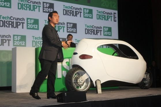 Lit Motors unveilsself-balancingmotorcycle