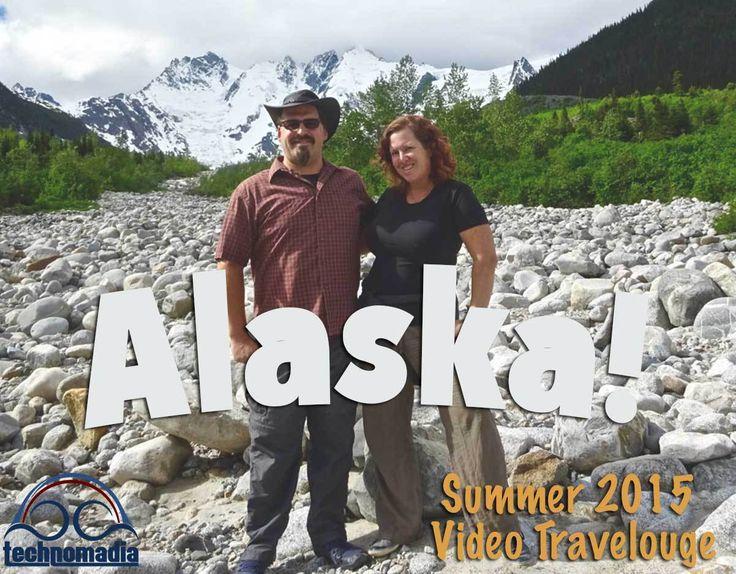 Alaska rail, sea, and rented rv