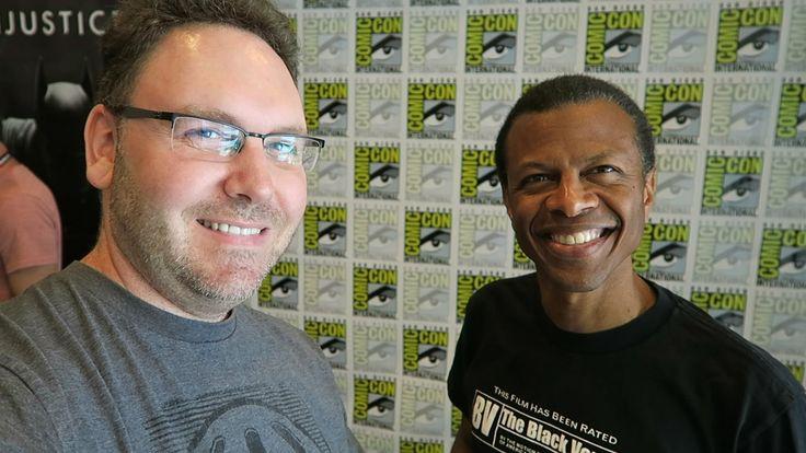 Injustice 2 Aquaman Voice Phil LaMarr Interview Comic-Con 2016