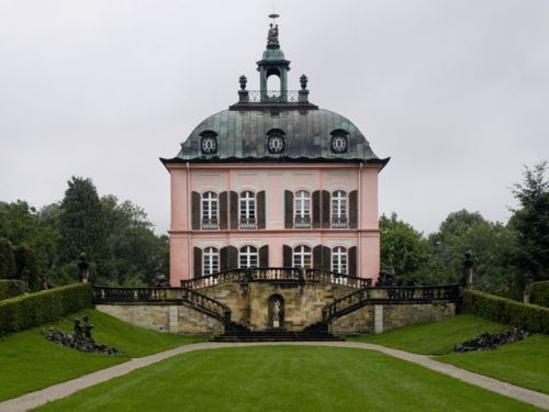 Schloss Moritzburg, Germany.