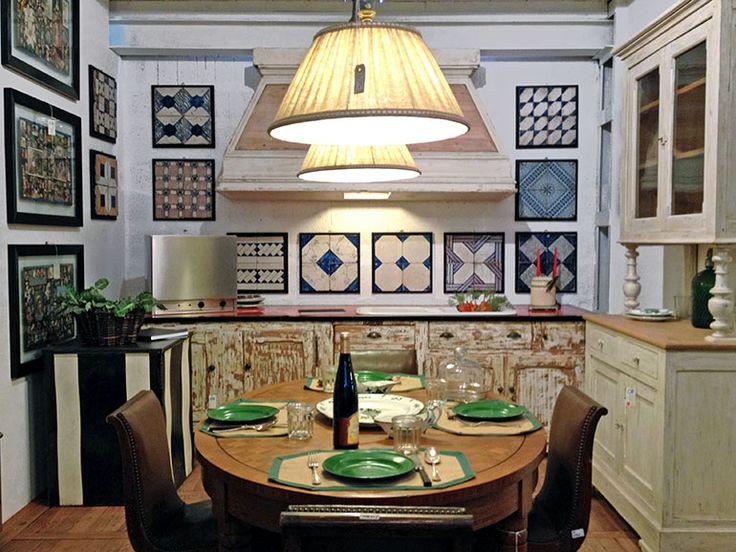 Kitchen at Riccardo Barthel - Florence - Interior Design