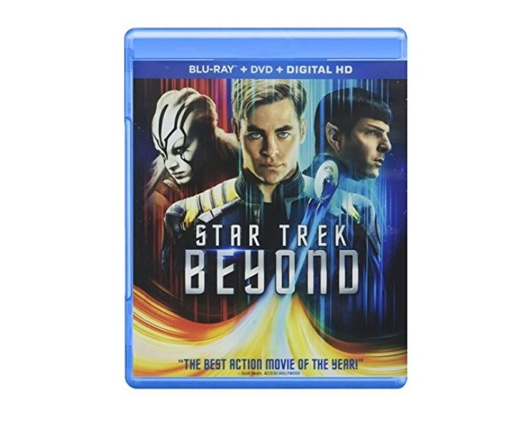 Star Trek Beyond Blu-rayDVDDigital HD for $7.99 at Amazon