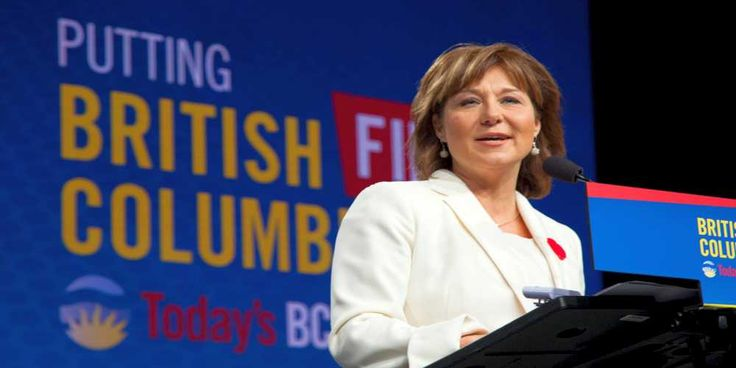 """Top News: """"CANADA POLITICS: British Columbia Voters Choose Provincial Government"""" - http://politicoscope.com/wp-content/uploads/2017/05/Christy-Clark-CANADA-POLITICS-HEADLINE-NEWS.jpg - Premier Christy Clark's Liberals were able to close a 10 point gap with the New Democratic Party (NDP) in the past two weeks.  on World Political News - http://politicoscope.com/2017/05/09/canada-politics-british-columbia-voters-choose-provincial-government/."""