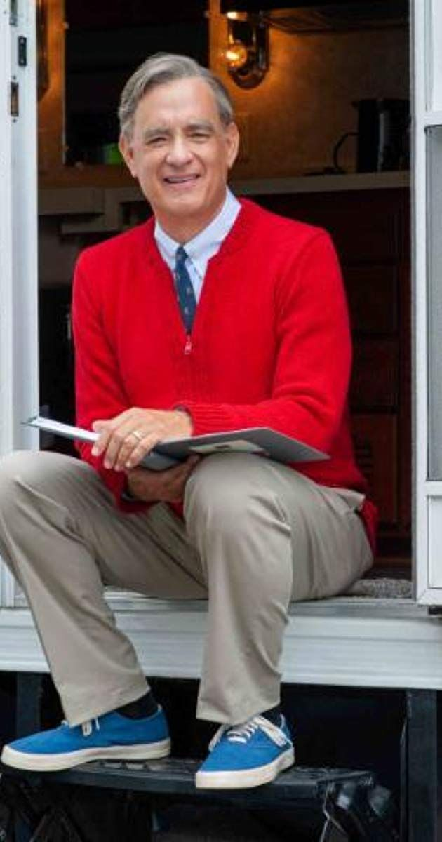 Directed By Marielle Heller With Tom Hanks Enrico Colantoni Matthew Rhys Chris Cooper Based On The True Story Of A In 2020 Tom Hanks Fred Rogers Celebrity Photos