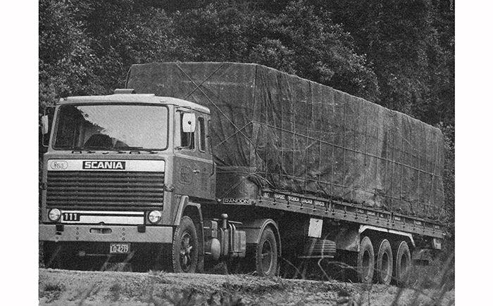 LK 111 valendo-se do sucesso do LK 140 no mesmo ano de 1980 - Brasil.