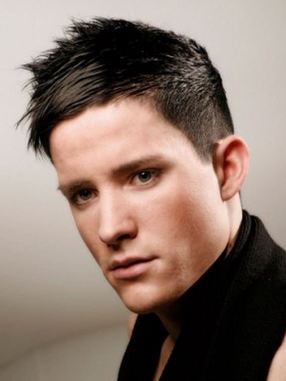 Outstanding 1000 Images About Cortes Caballero On Pinterest Hair Style For Short Hairstyles Gunalazisus