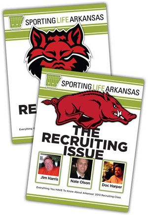 Razorback and Red Wolves Recruiting Guide
