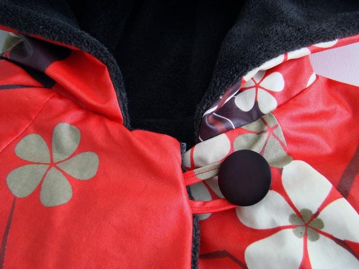 WaterProof Japan Kapah Cloak - 5 years/teens